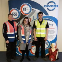 Supporting Owens Group