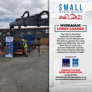 Hydraulic Lorry Loader